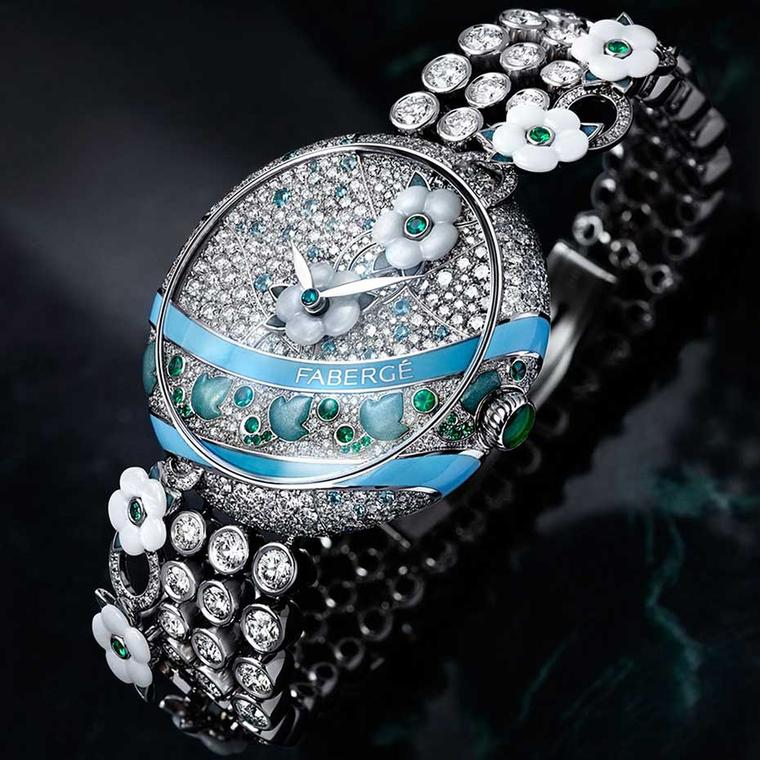Faberge Summer in Provence watch