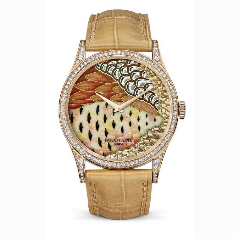 Patek Philippe Calatrava 'common pheasant' watch