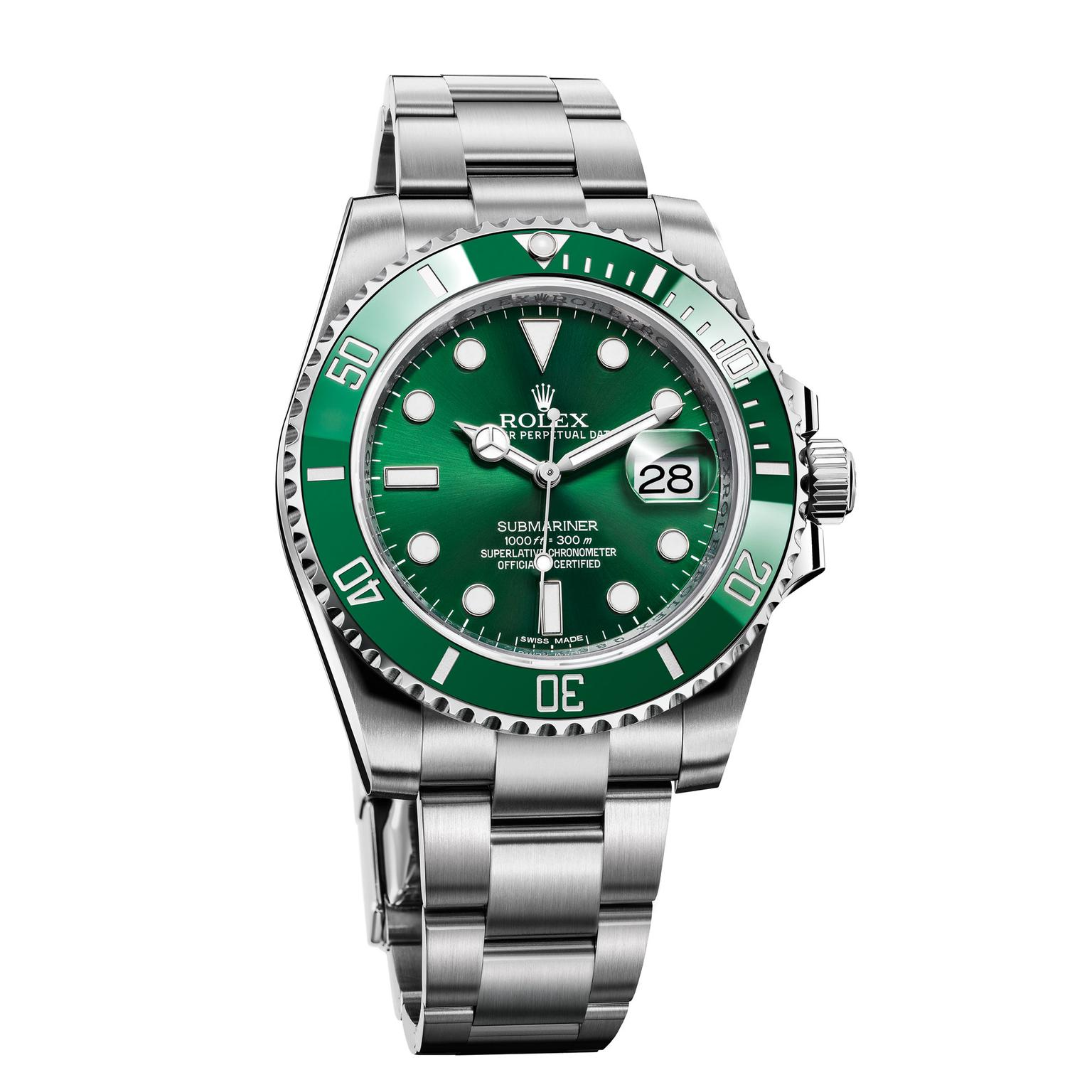 Rolex Submariner Date 904L steel
