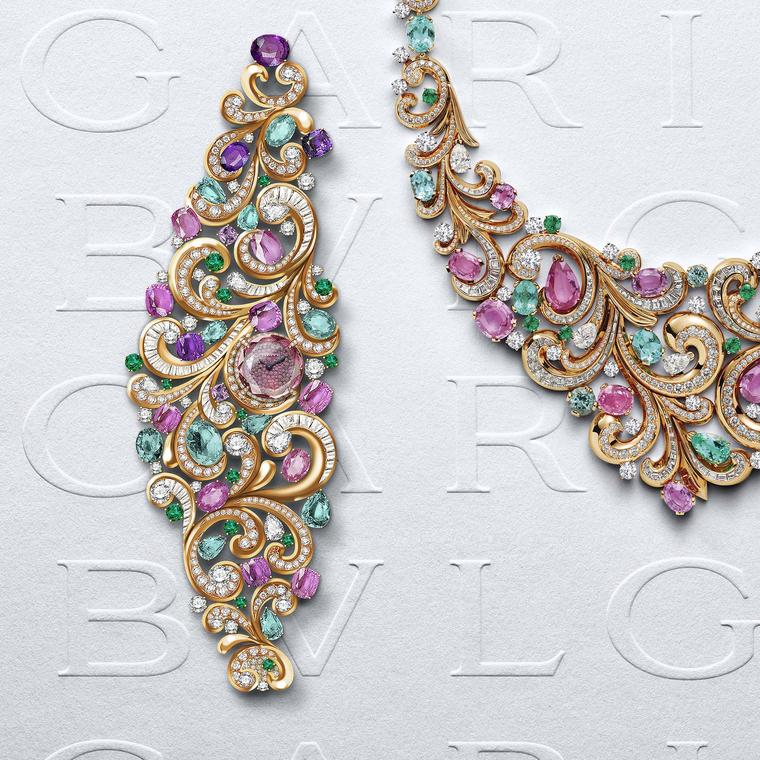 Lady Arabesque by Bulgari