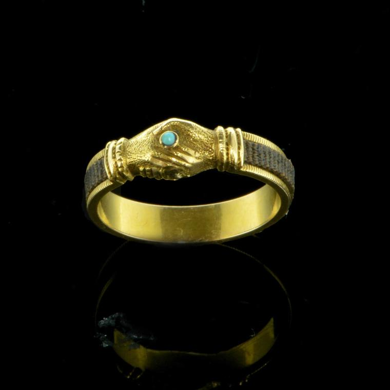 Ishy Antiques ring