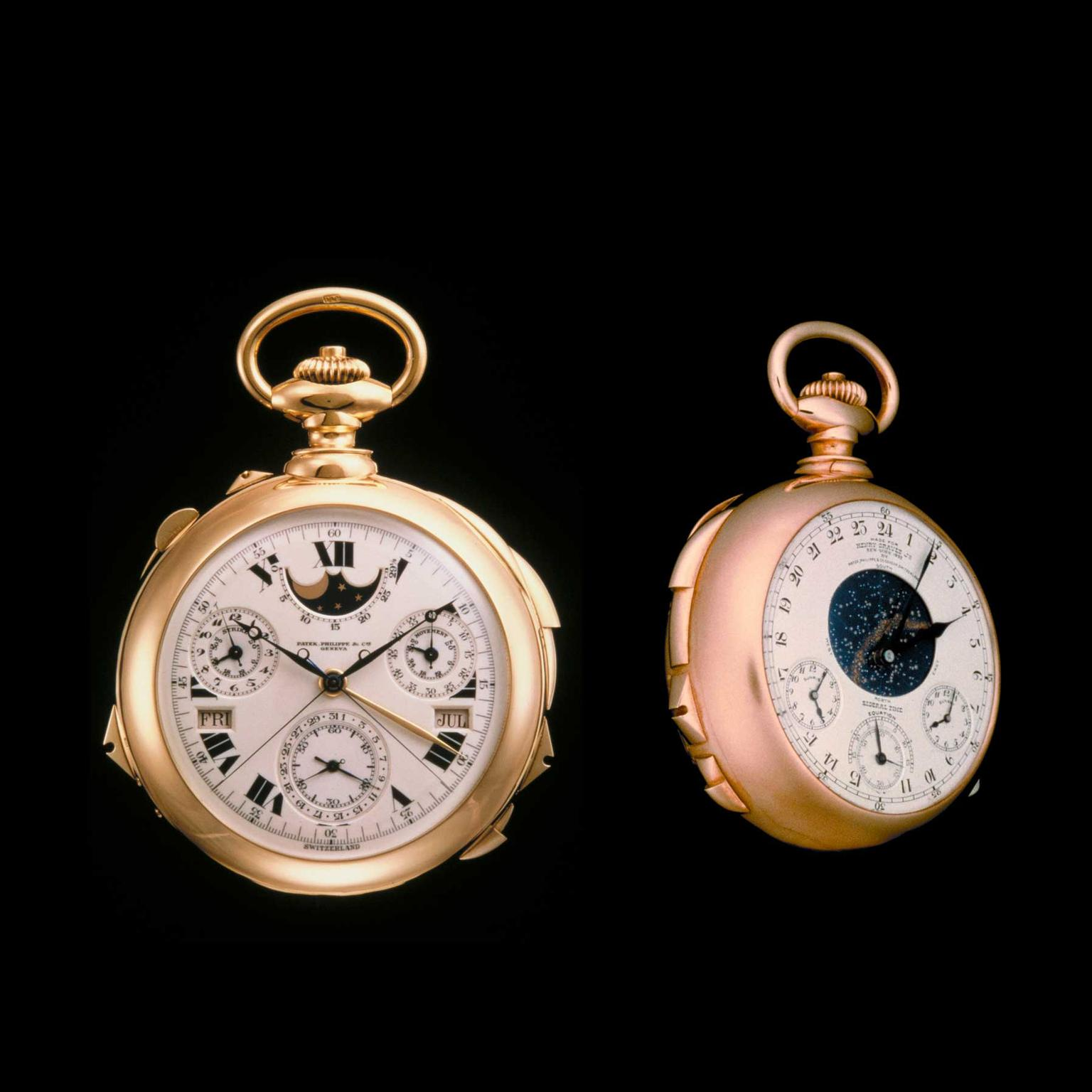 Patek Philippe Graves Supercomplication