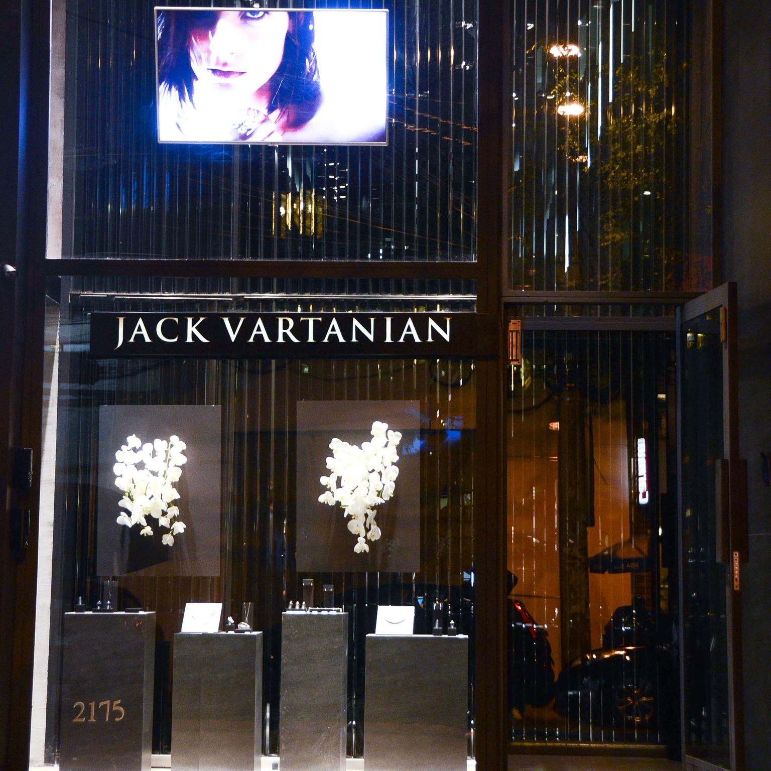 Jack Vartanian boutique