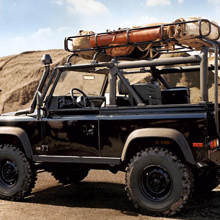 Ralph Lauren Safari American V8 Jeep