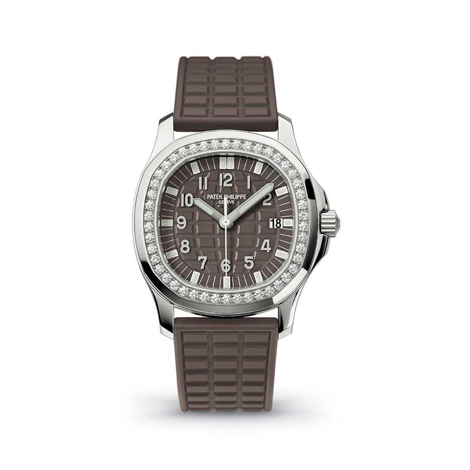 Patek Philippe Aquanaut stainless steel