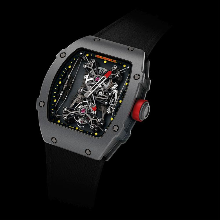 Richard Mille RM 27-01 watch