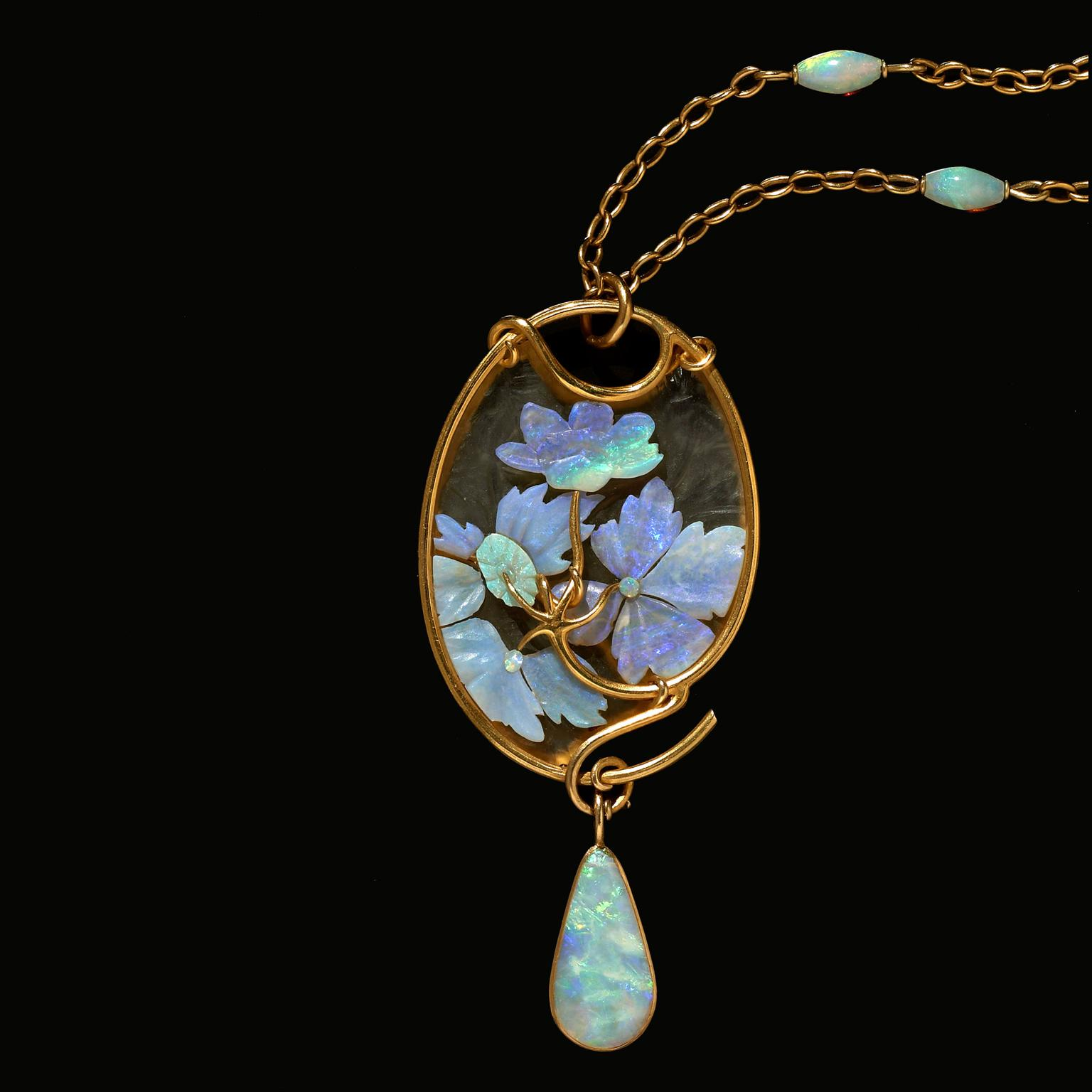 Winter antiques show new york the best antique jewels for New top jewelry nyc prices