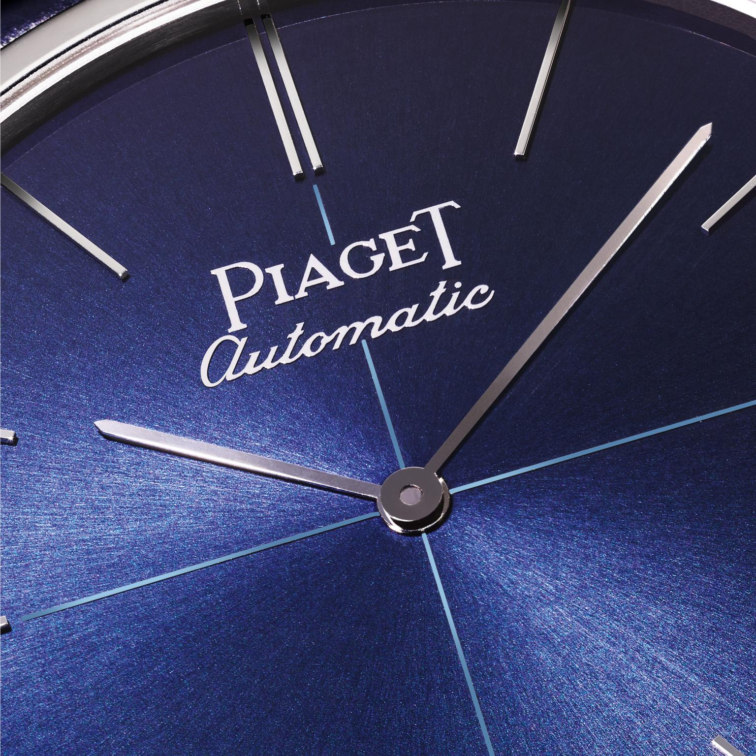 Piaget Altiplano 43mm watch dial