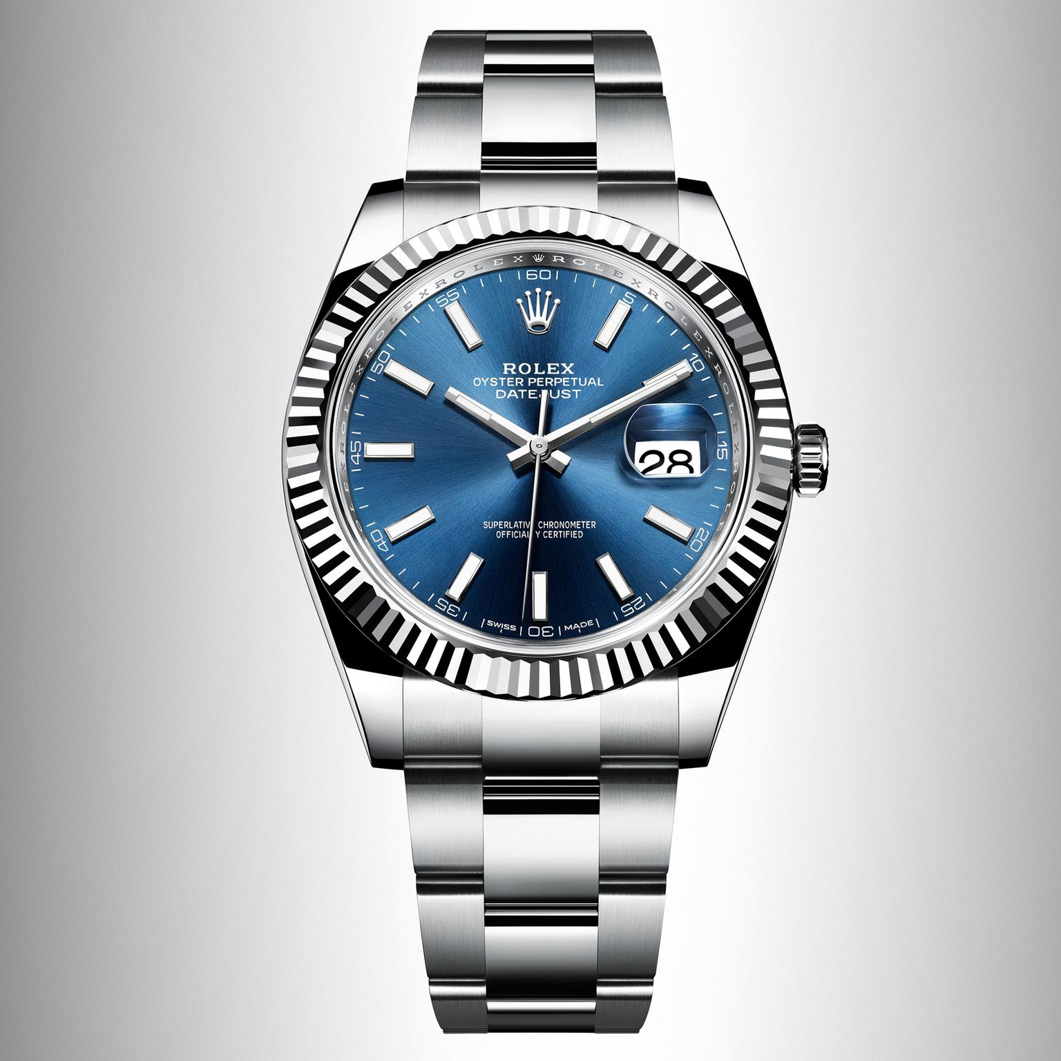 Rolex Datejust 41 watch 2017