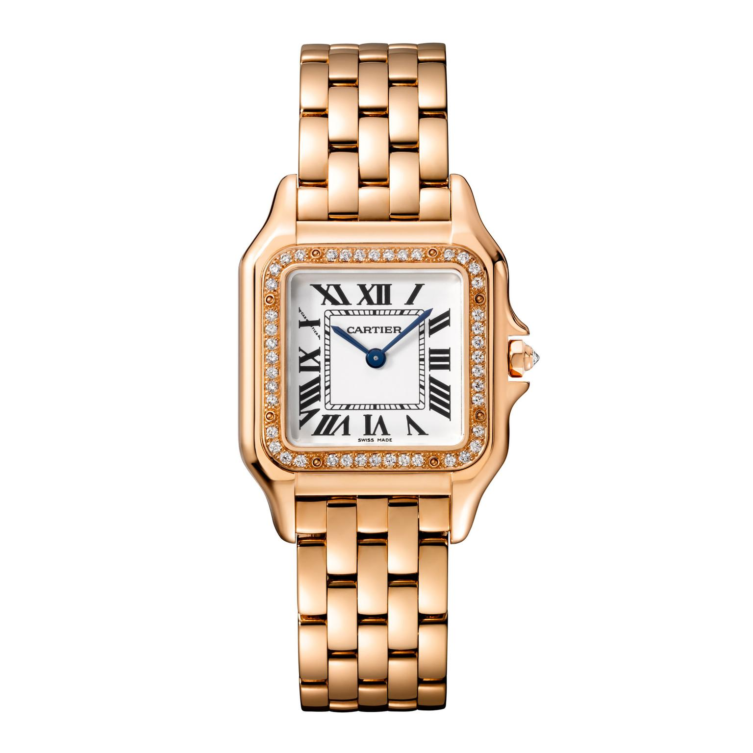 Cartier Panthère de cartier watch medium