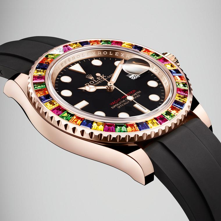 Rolex Yacht-Master 40 watch 2017