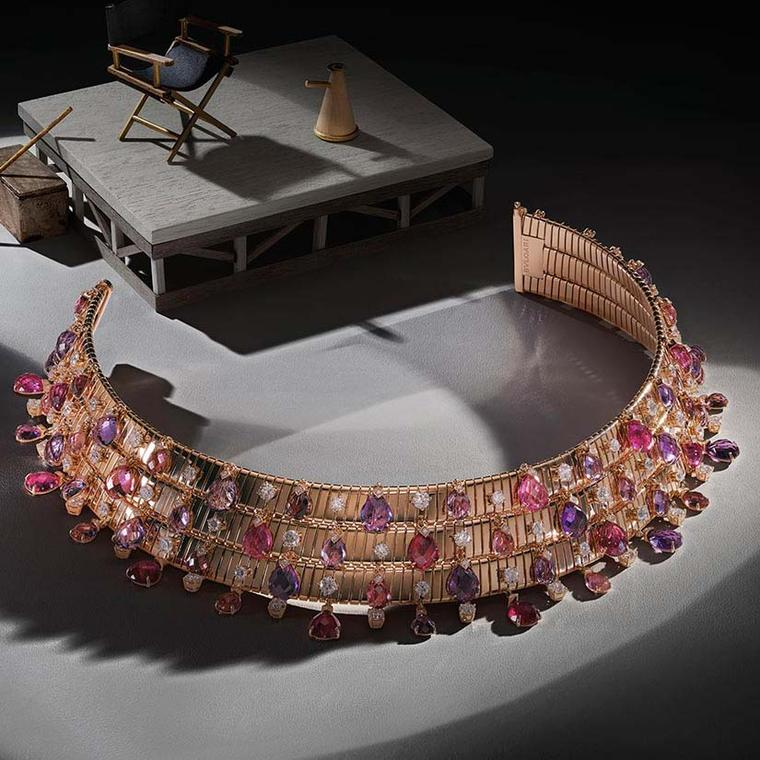 Choker from Bulgari Cinemagia high jewellery