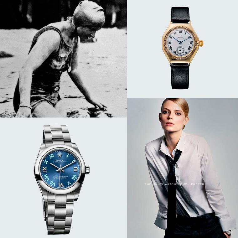 women of rolex campaigns
