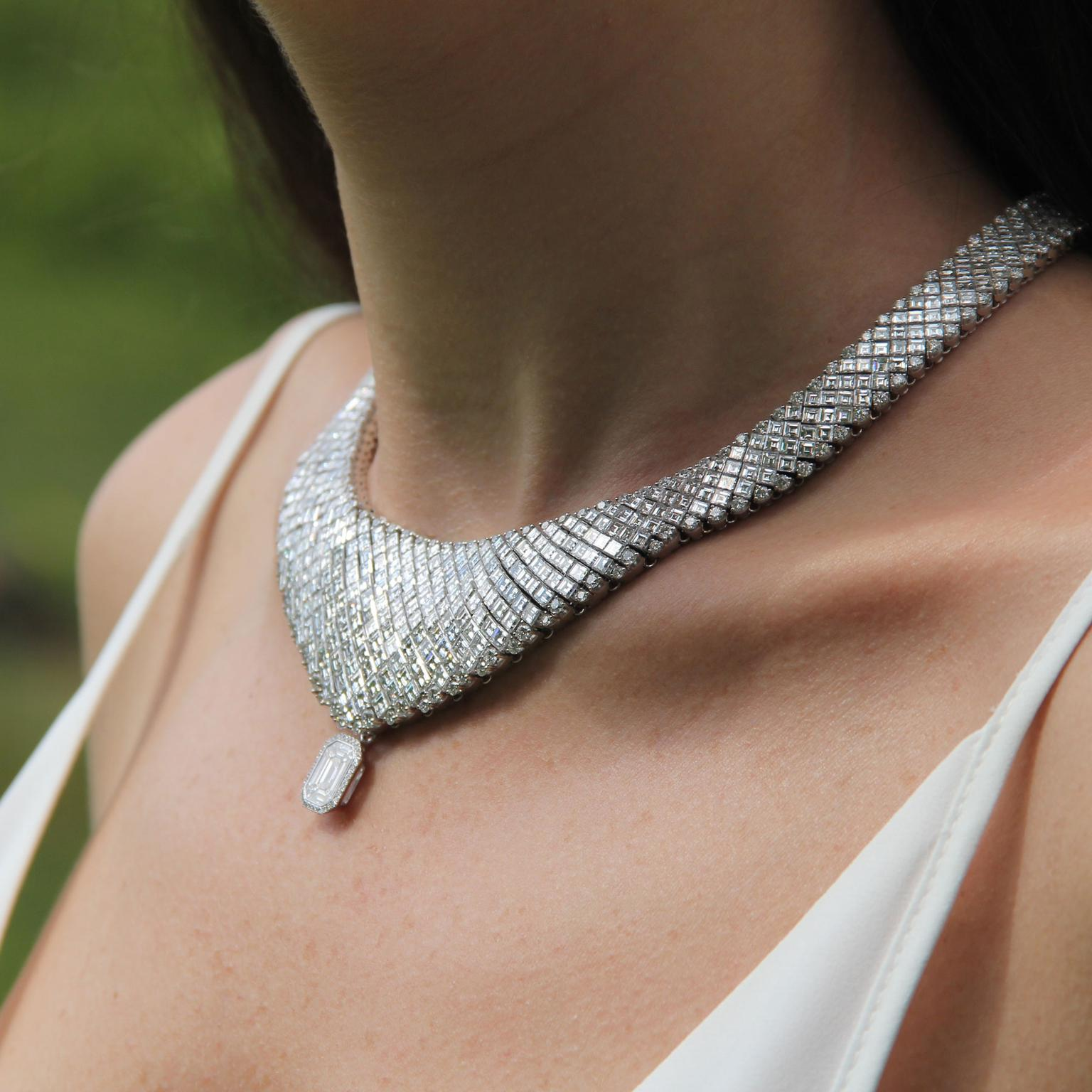 Stenzhorn Ovidio high jewellery necklace