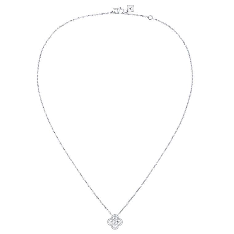 Louis Vuitton Les Ardentes diamond necklace