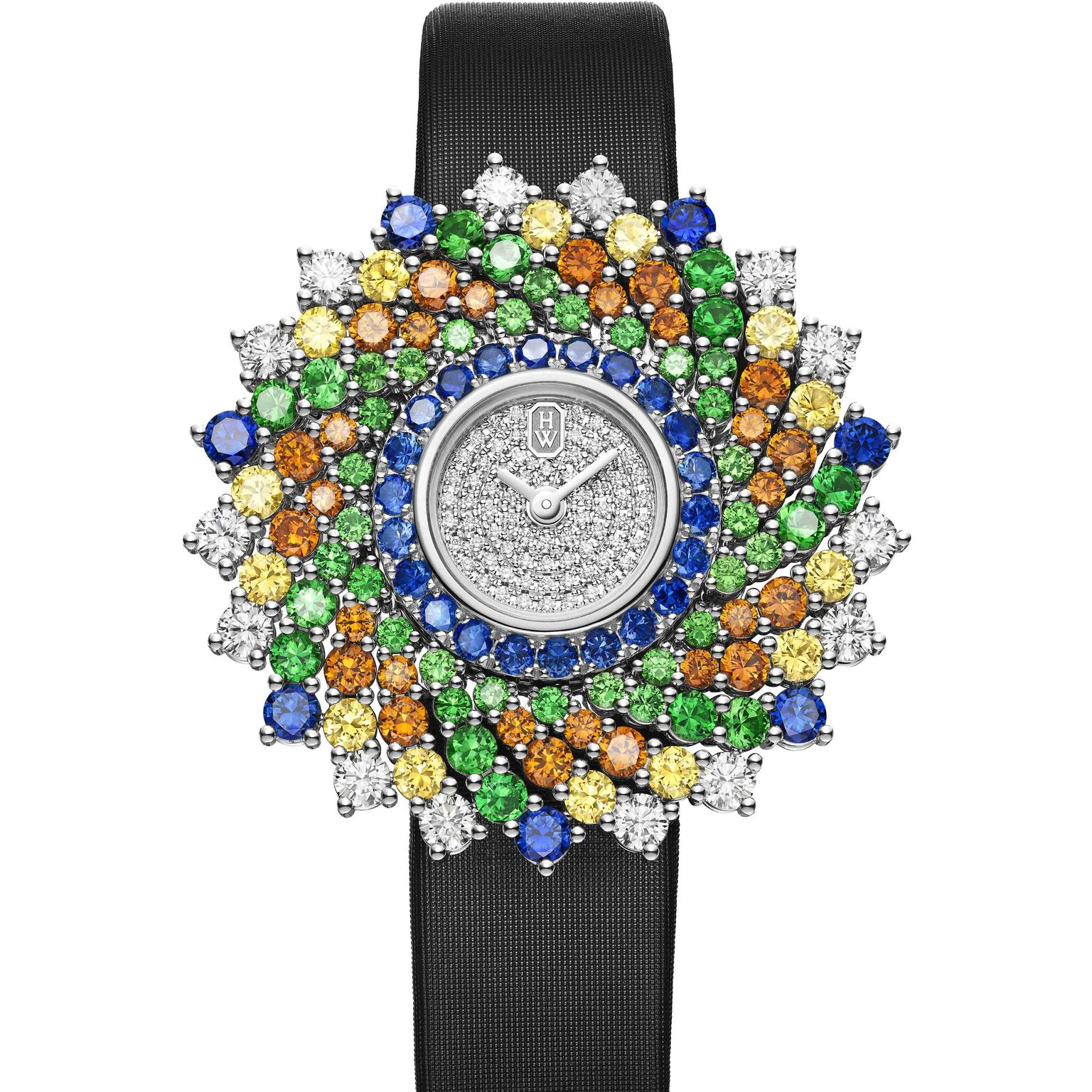 Harry Winston Kaleidoscope watch
