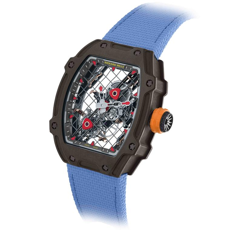 RM 27-04 Tourbillon Rafael Nadal by Richard Mille