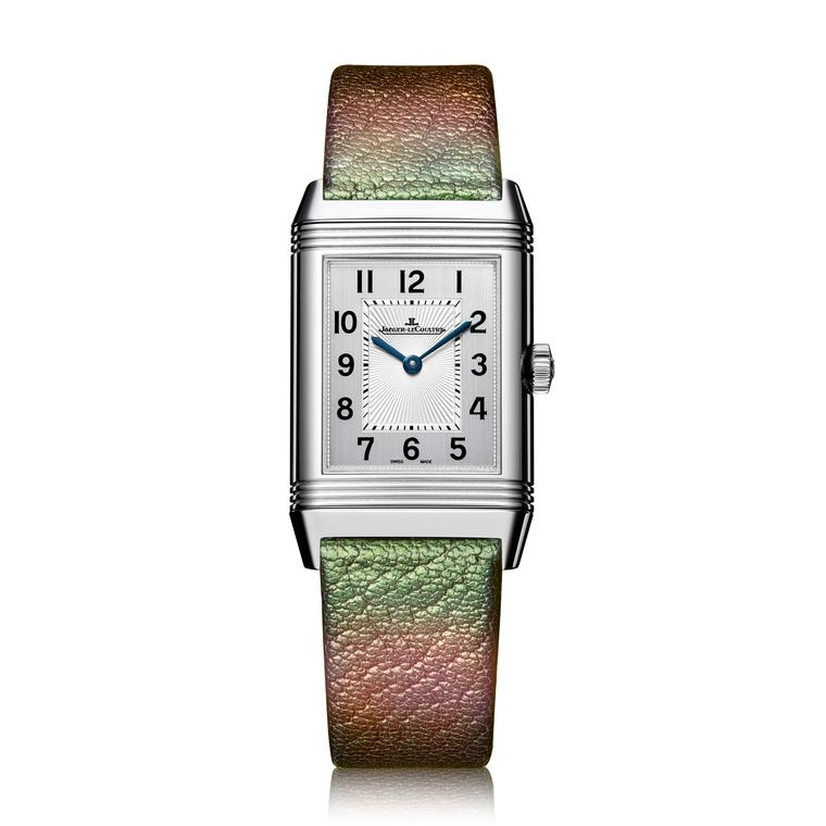 Reverso Classic Duetto watch by Christian Louboutin