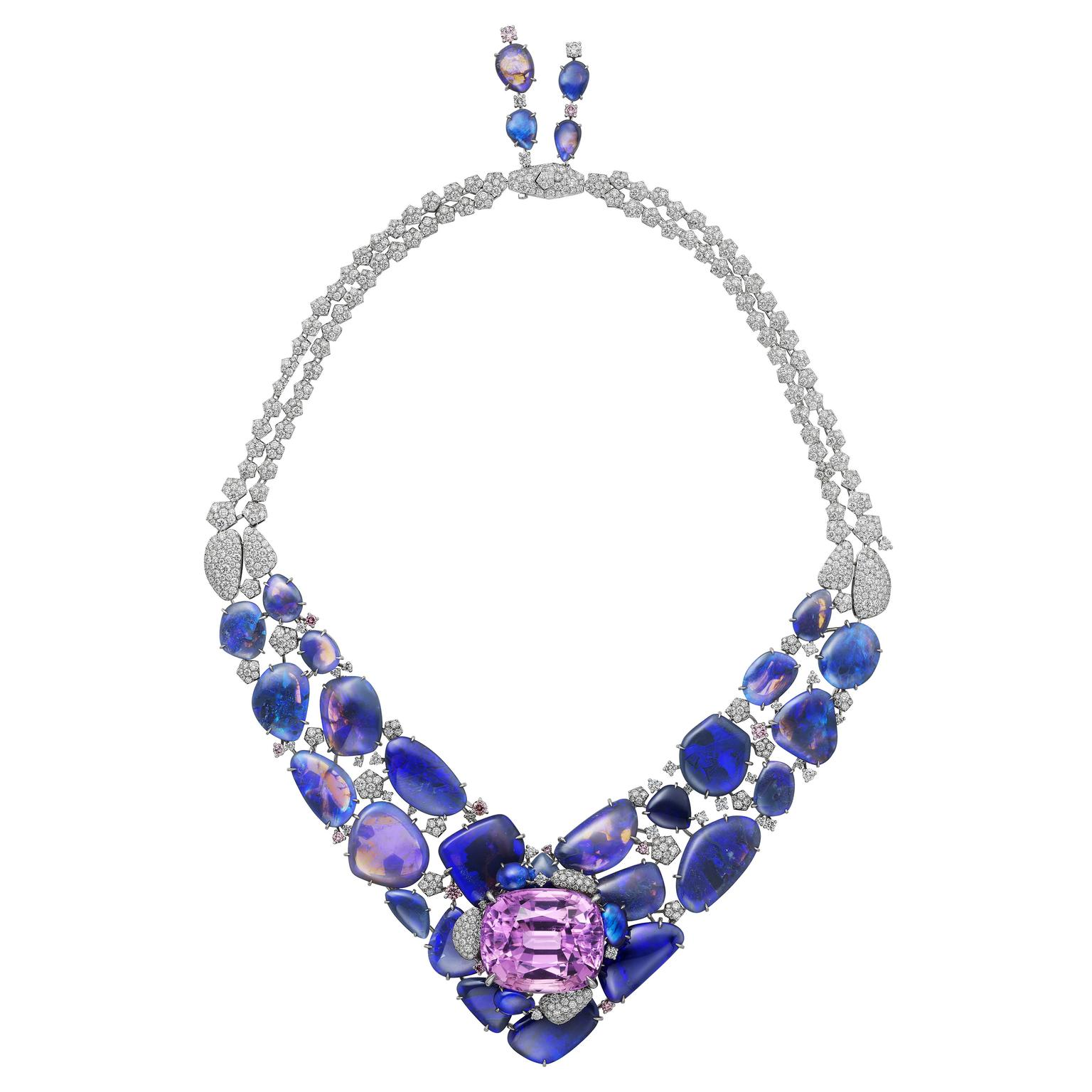 Cartier Hemis necklace photo