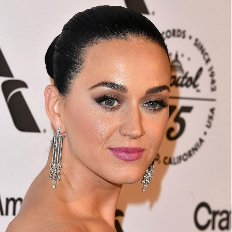 Katy Perry wearing Maxior jewels