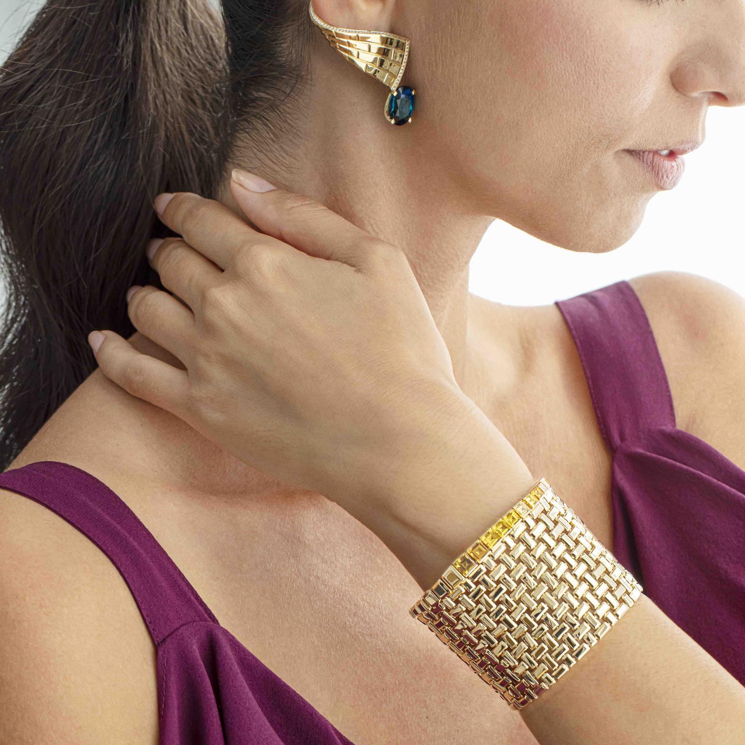 Chaumet ondulation-model-bracelet