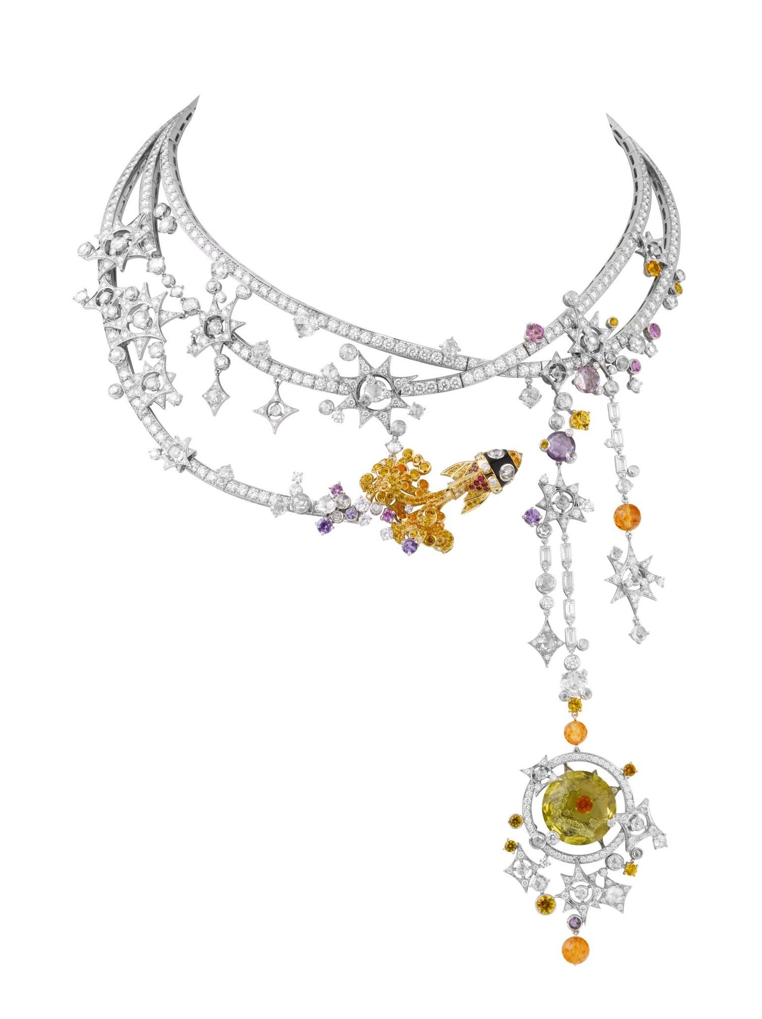 Tampa necklace by Van Cleef & Arpels