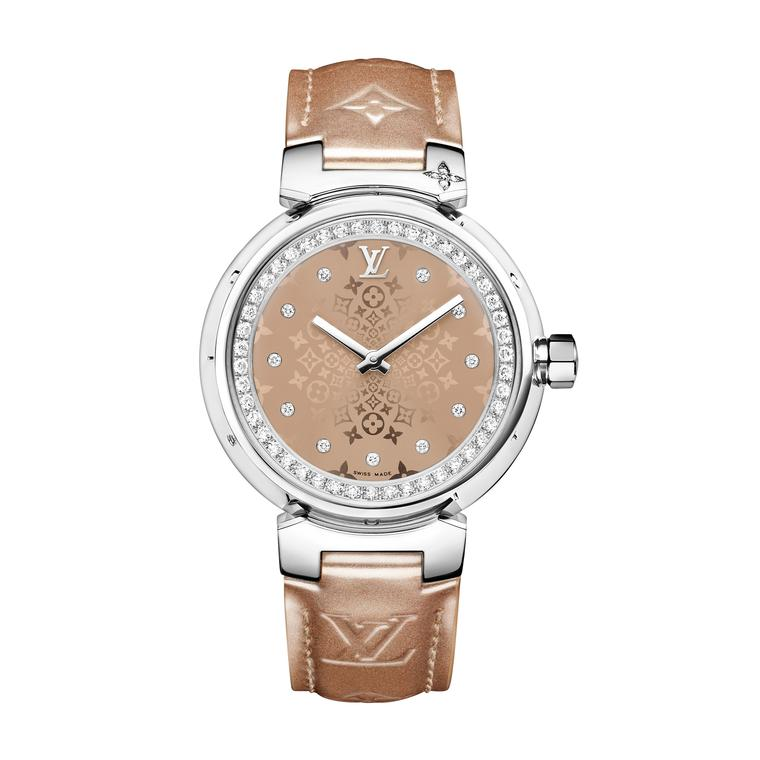 Louis Vuitton Tambour Toile de Monogram