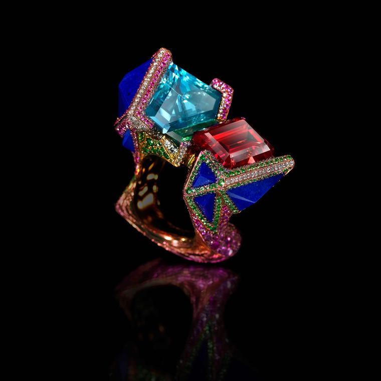High times amid the high jewellery at TEFAF Maastricht