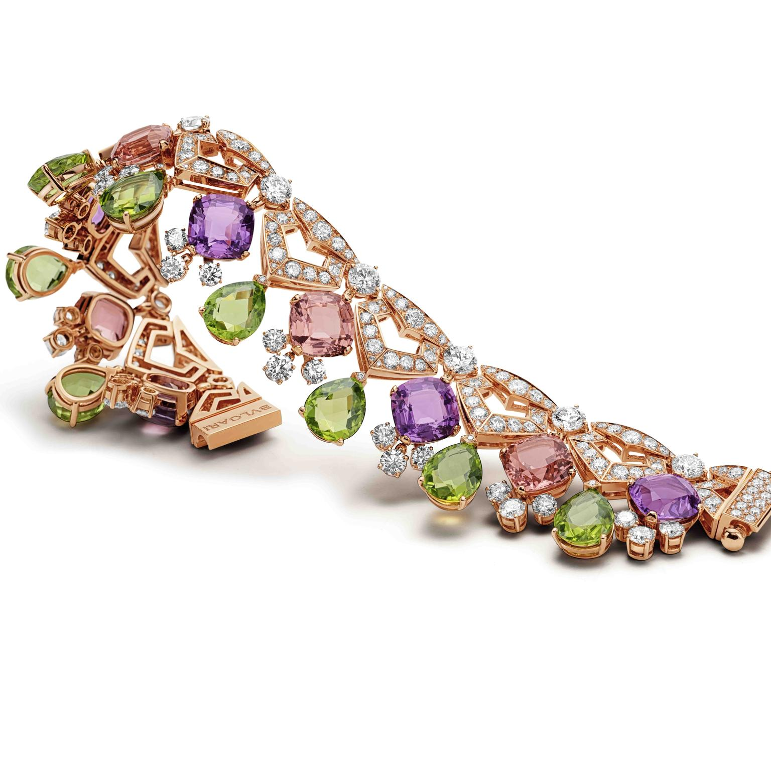 Bulgari Barocko Colour Delight bracelet