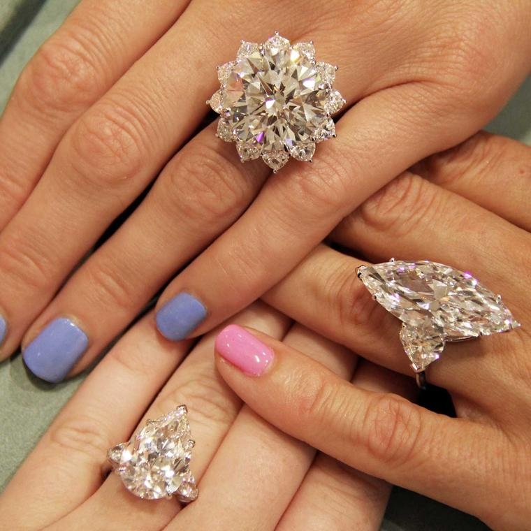 Graff diamond rings
