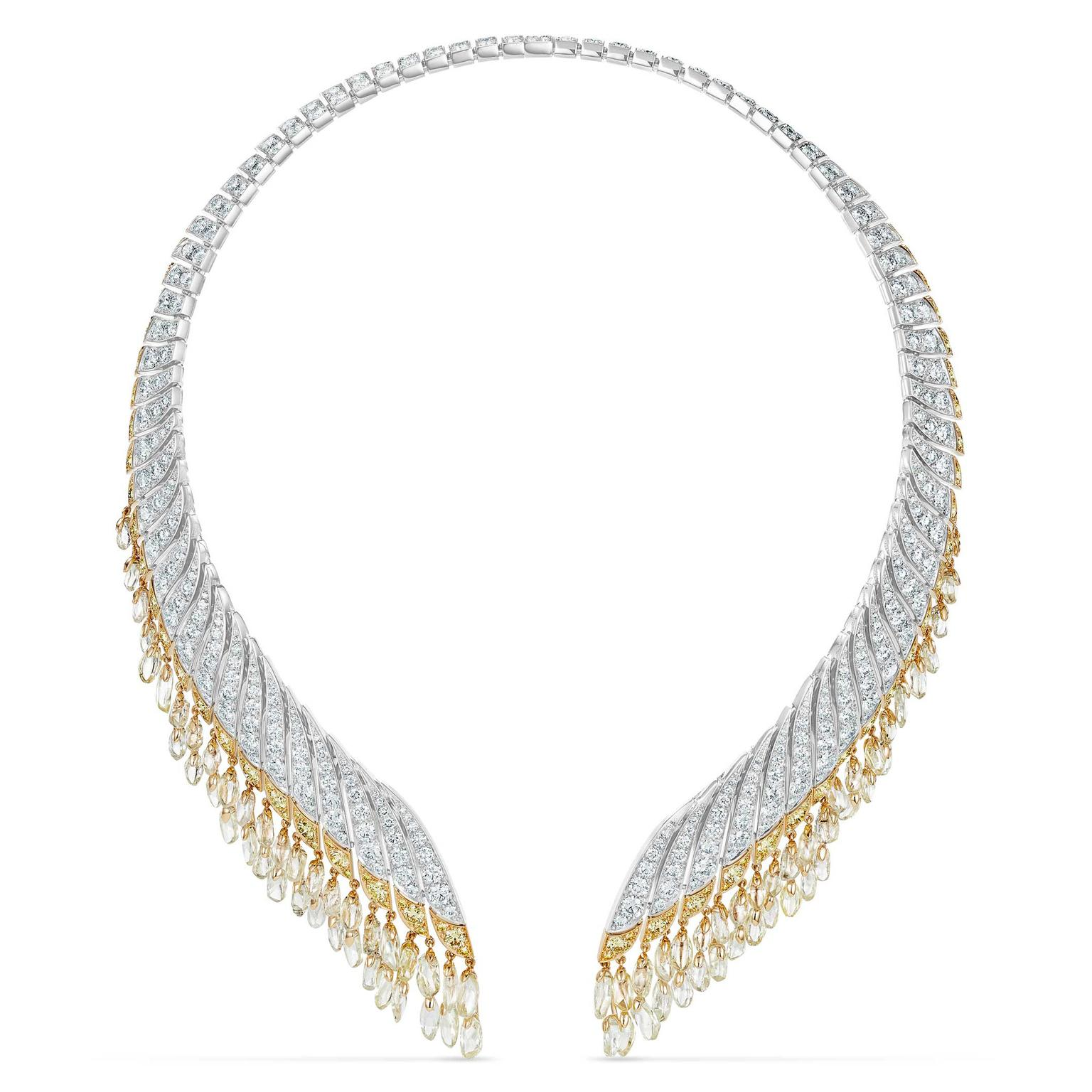 Namib Wonder necklace by De Beers