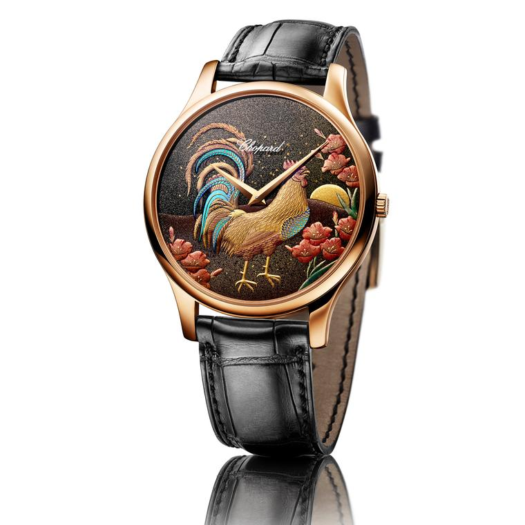 L.U.C XP Urushi Year of the Rooster watch