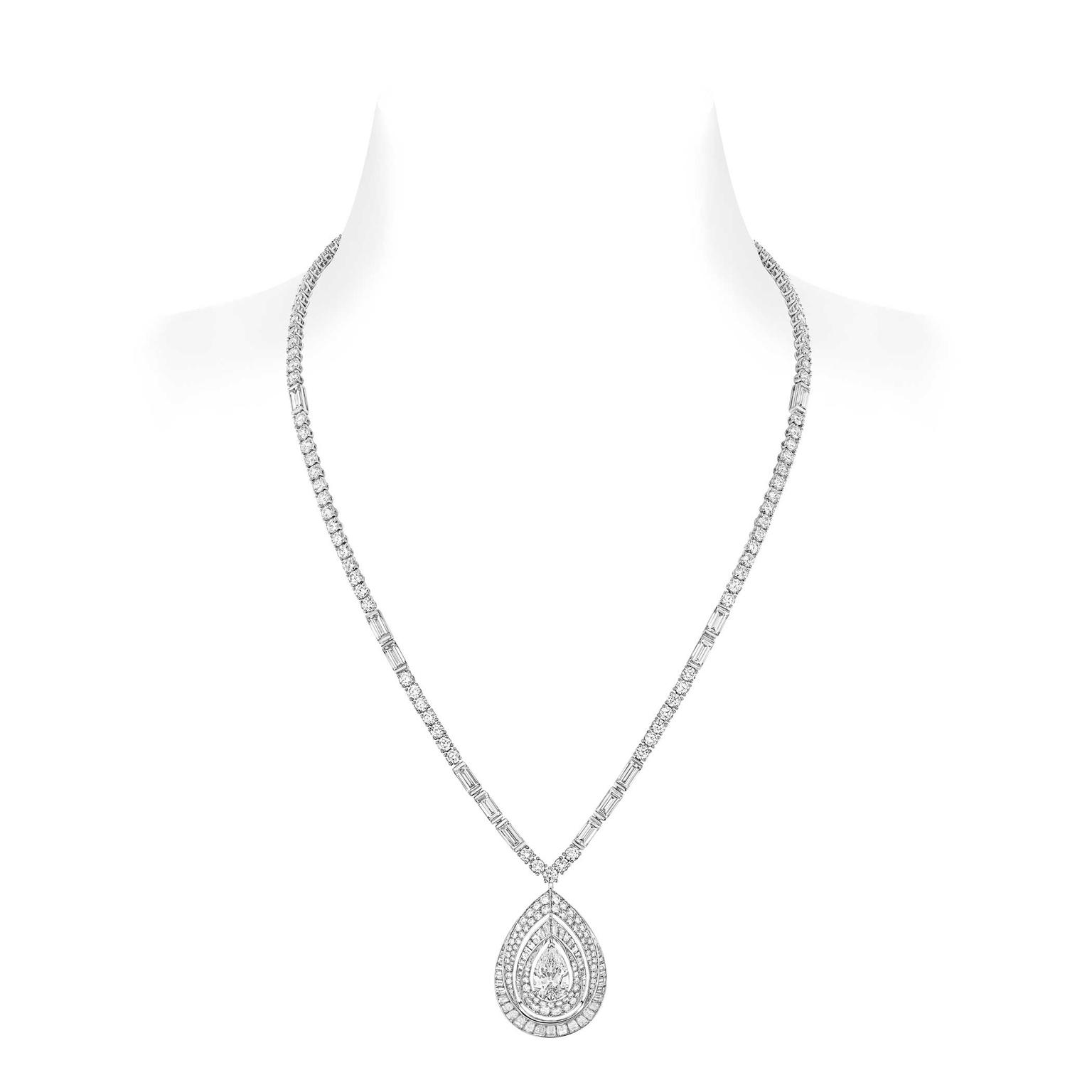 Chaumet Rondes de Nuit Joséphine diamond necklace