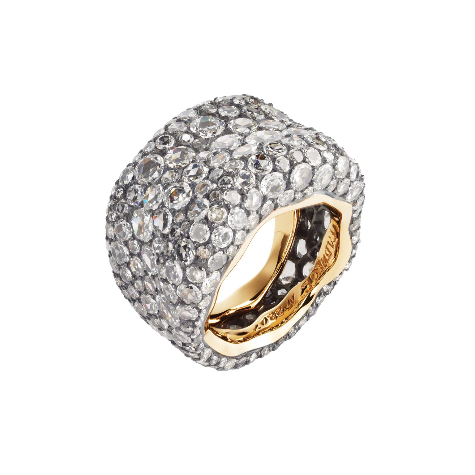 Fabergé Emotion diamond ring