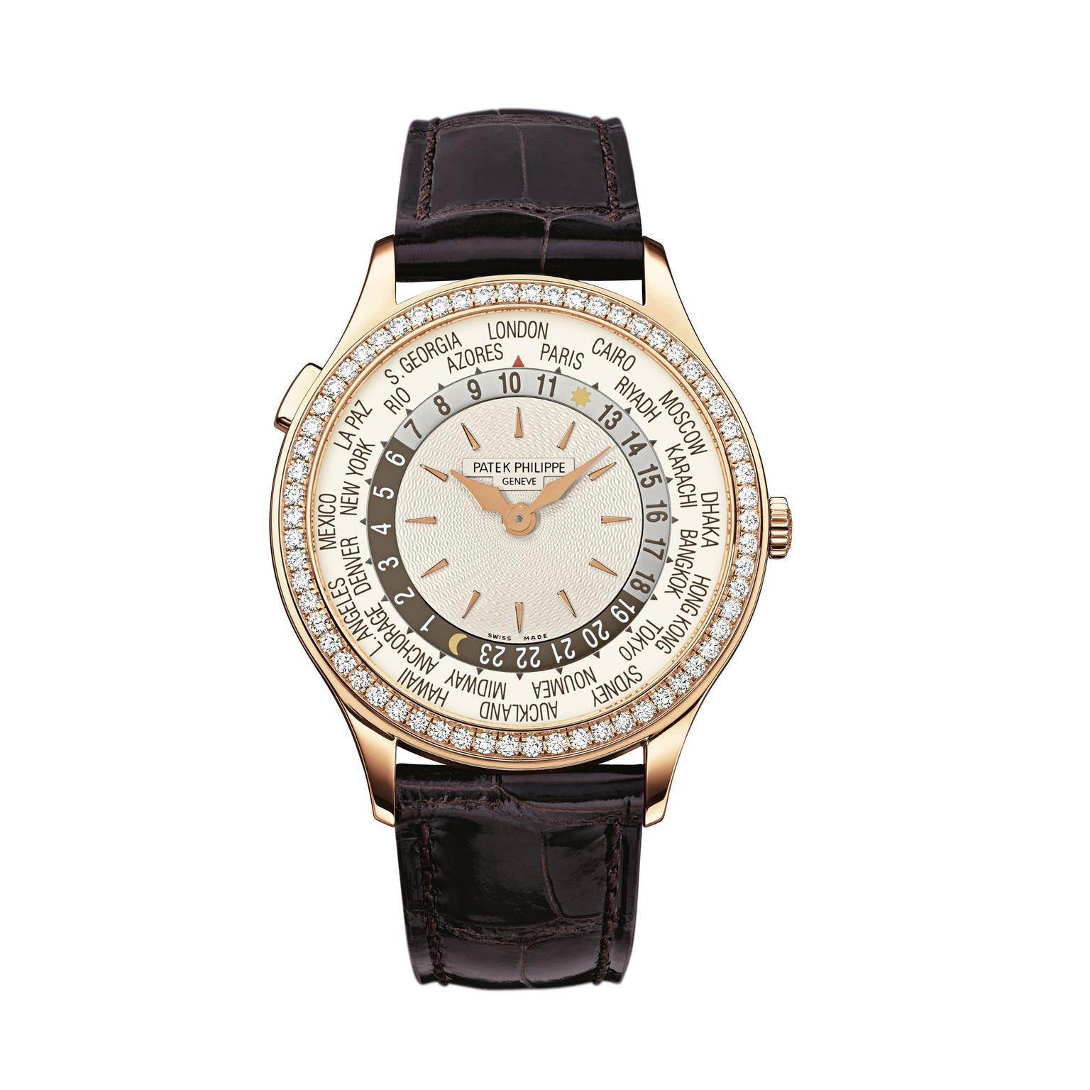 Patek Philippe World Timer Ref. 7130G