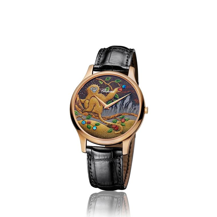 L.U.C XP Urushi Year of the Monkey watch