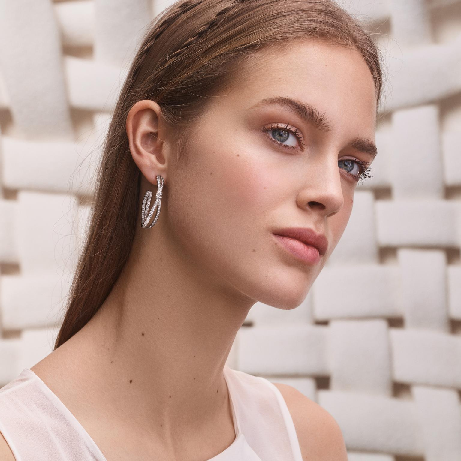 Chaumet Liens Seduction earrings