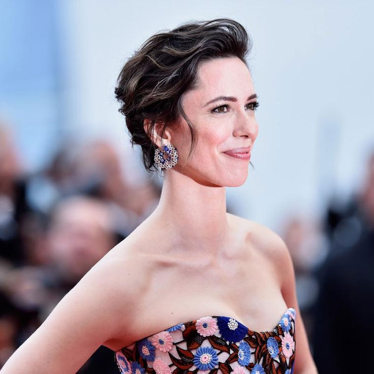 Cannes 2016 Day 5: Rebecca Hall in Chaumet