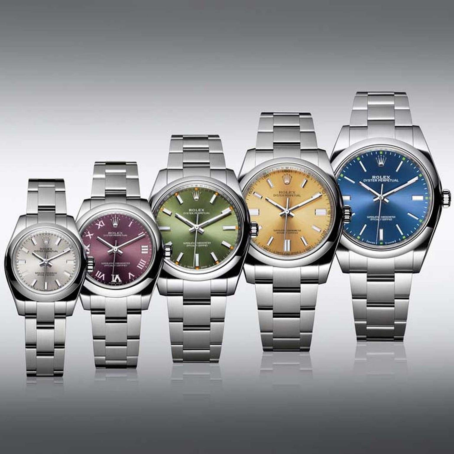 Rolex -Oyster -Perpetual -watches