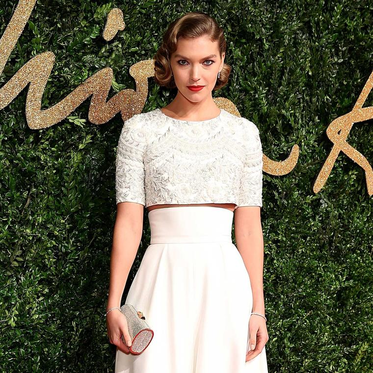 All the jewels from the British Fashion Awards