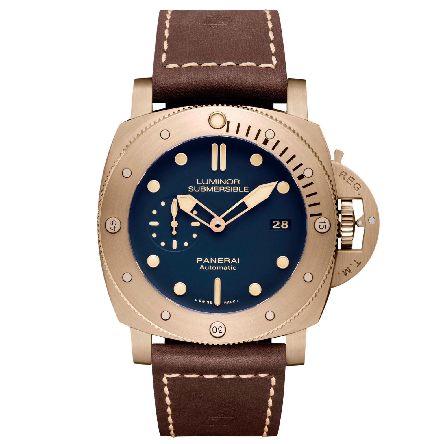 Panerai Luminor Submersible 1950 watch