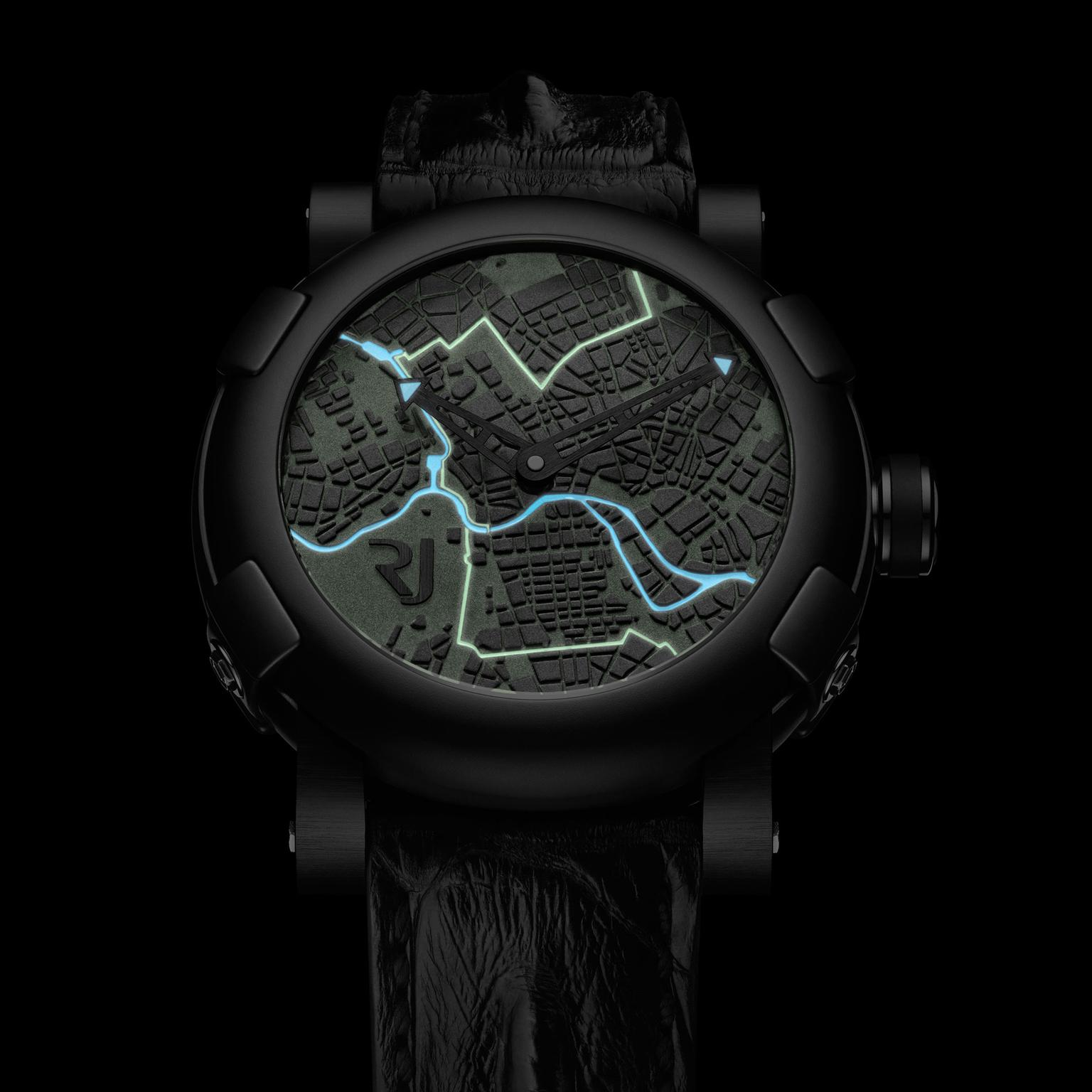 Romain Jerome Berlin-DNA watch