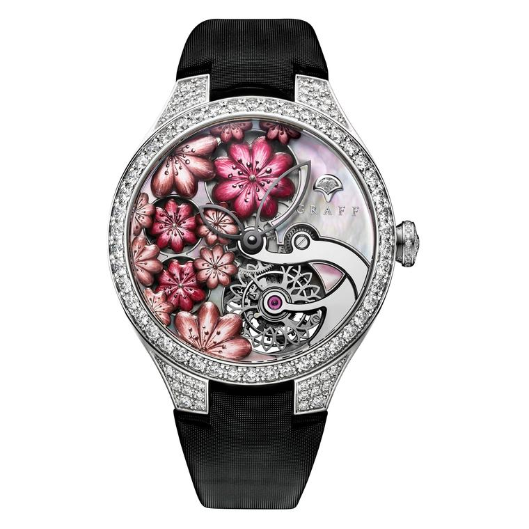 Tourbillon watches for women