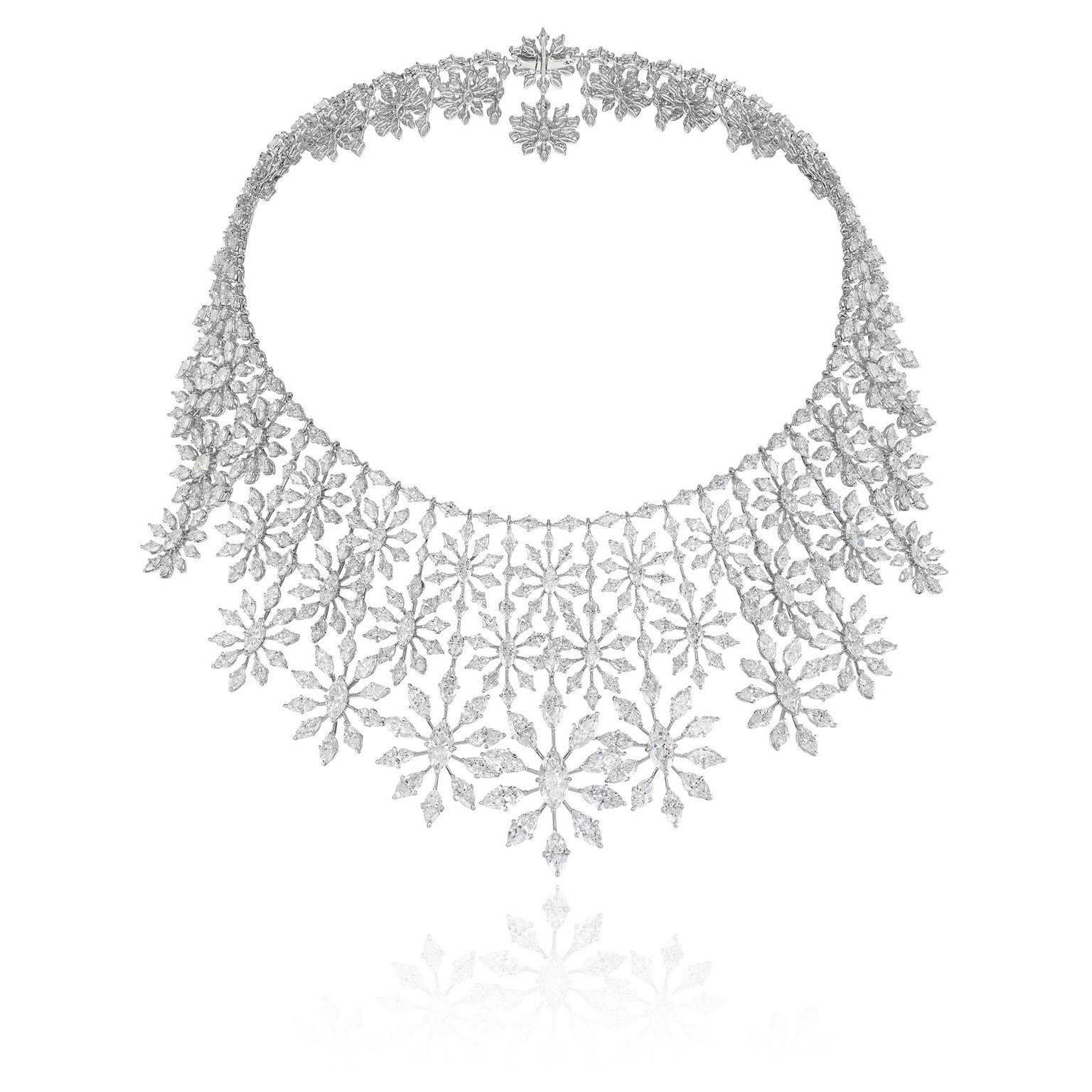 Chopard Green Carpet diamond necklace