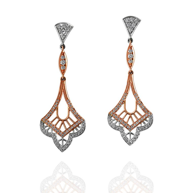 Mondial by Nadia earrings