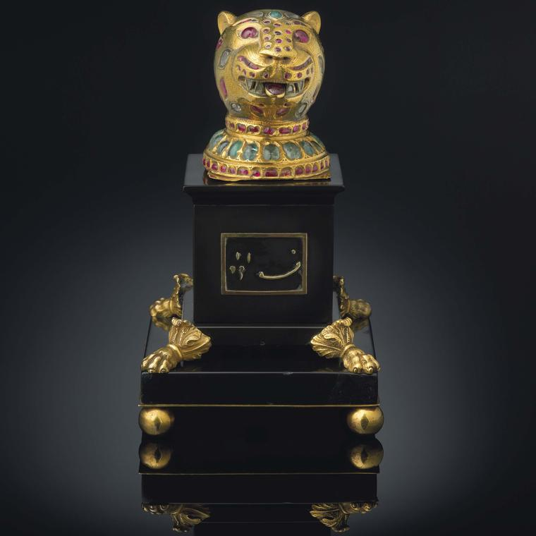 Finial from Tipu Sultan's Throne