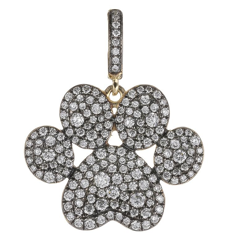 Annoushka My Life in 7 Charms, Diamond Dog Paw
