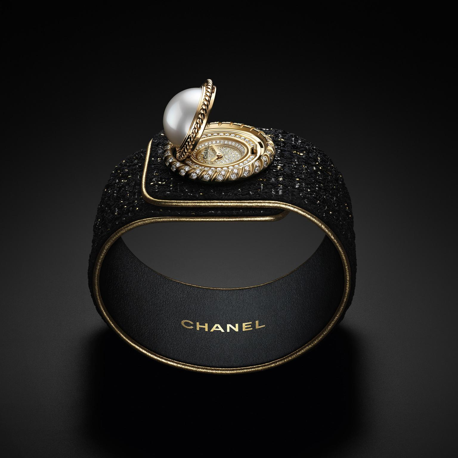 Chanel MADEMOISELLE PRIVÉ BOUTON Perle - 06