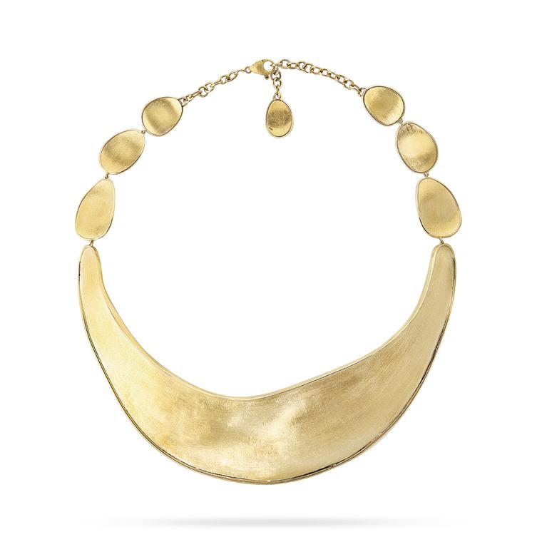 Marco Bicego Lunaria neck cuff / necklace