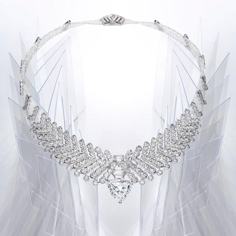 Cartier Résonances collection rhythmic necklace